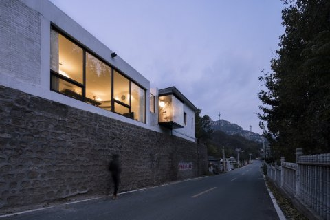 Yi She Mountain Inn-DL Atelier