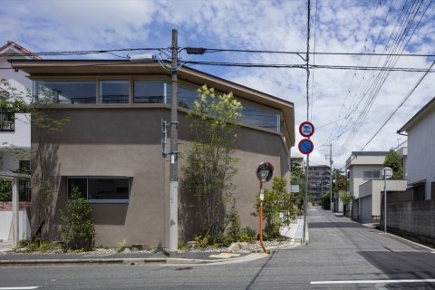 House in Ashiya  so1archtect