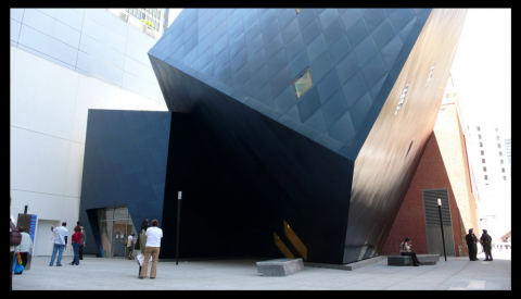 Jewish Contemporary Museum San Francisco  Daniel Libeskind