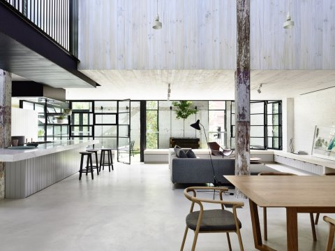 Fitzroy Loft  Architects EAT