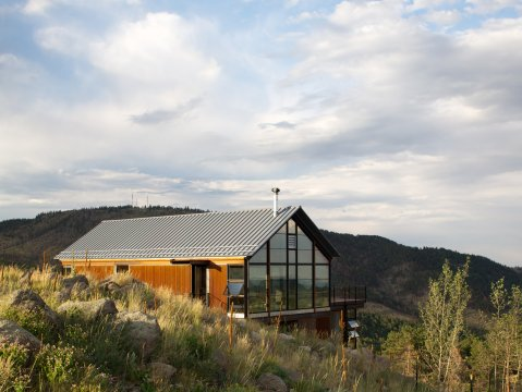 Sunshine Canyon House  Renée del Gaudio